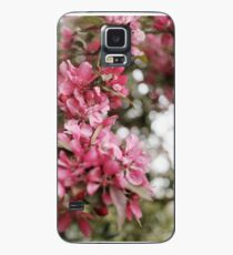 Spring cherry blossom - Cambridgeshire, England Case/Skin for Samsung Galaxy