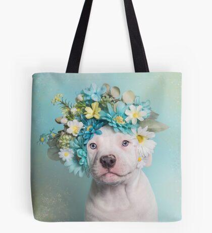 Flower Power, Parley Tote Bag