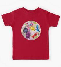 Pikmin Fanart Kids Clothes