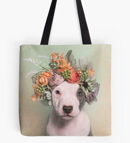 Flower Power, Treasure Tote Bag