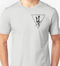 "Black ""4"" Unisex T-Shirt"