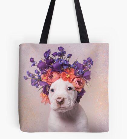 Flower Power, SunChip Tote Bag