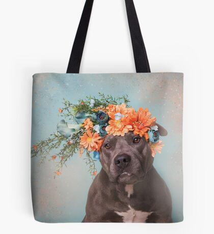 Flower Power, Tank Tote Bag