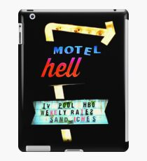 Motel HELL iPad Case/Skin