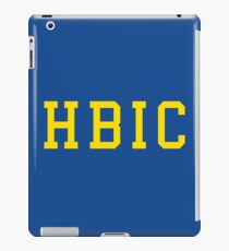 HBIC iPad Case/Skin