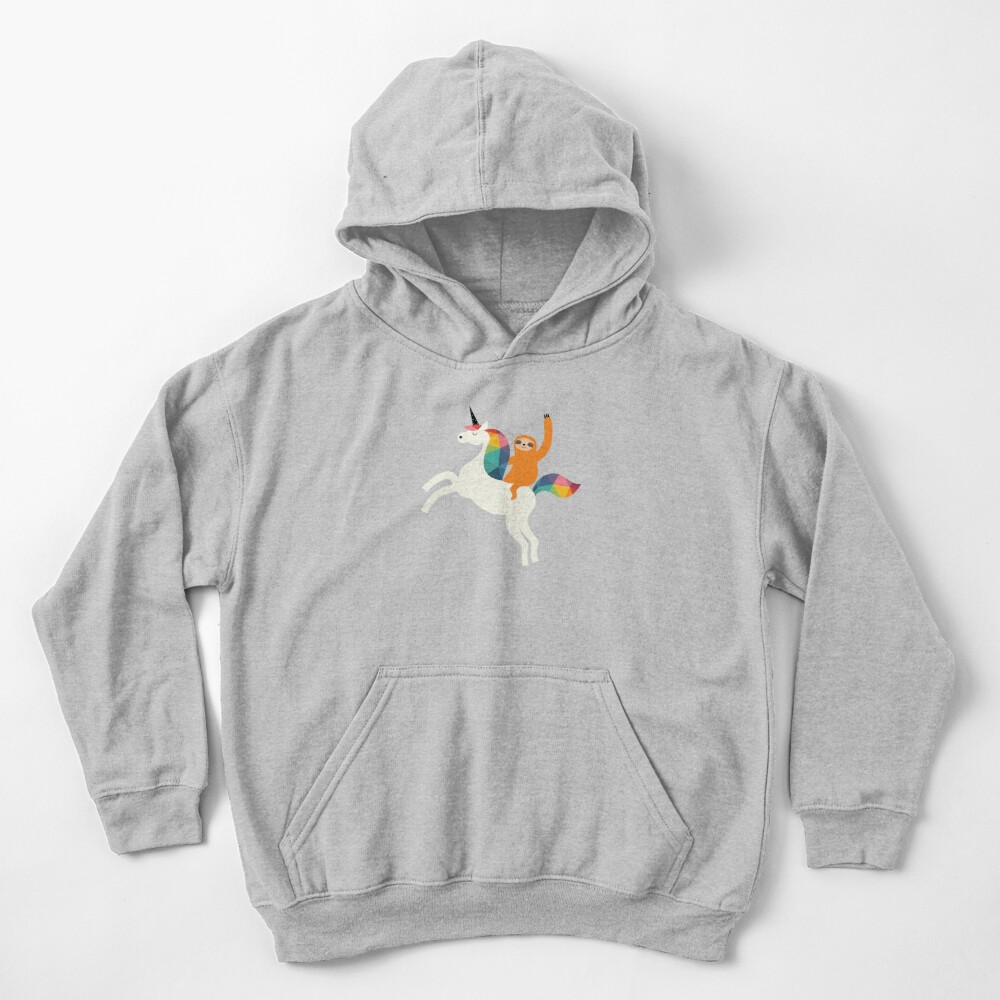 Magic Time Kids Pullover Hoodie