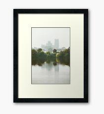 Isle of Eels - Ely, Cambridgeshire, England Framed Print