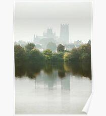 Isle of Eels - Ely, Cambridgeshire, England Poster
