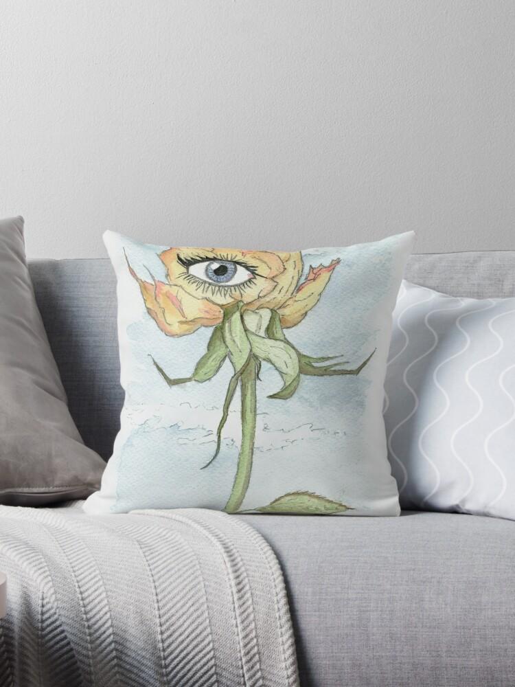 drEyed Rose by Peter Zentjens