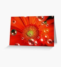 Mother's Day Bubbles Greeting Card
