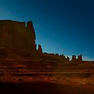 MONUMENT VALLEY SUN RISE by Thomas Barker-Detwiler