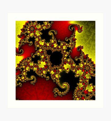 Mandelbrot  Art Print