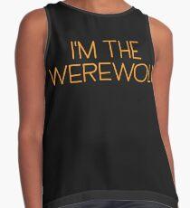I'm the werewolf Contrast Tank