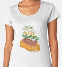 Frybread Nation  Women's Premium T-Shirt