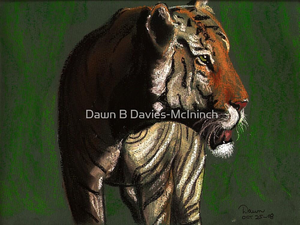 Into The Light by Dawn B Davies-McIninch