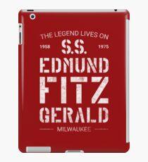 Vinilo o funda para iPad La leyenda vive de las SS Edmund Fitzgerald