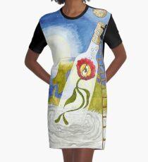Global warming Graphic T-Shirt Dress