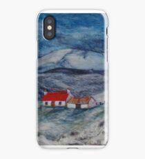Winter Croft iPhone Case