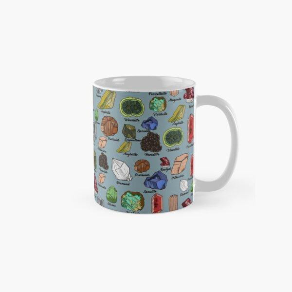 Minerals Classic Mug