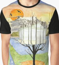 Harvest of a Glasshouse Graphic T-Shirt