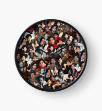 Cole Sprouse Collage Clock