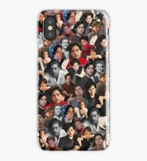 Cole Sprouse Collage iPhone Case/Skin