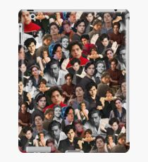 Cole Sprouse Collage iPad Case/Skin