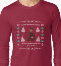 The Office Ugly Christmas Sweater Long Sleeve T-Shirt