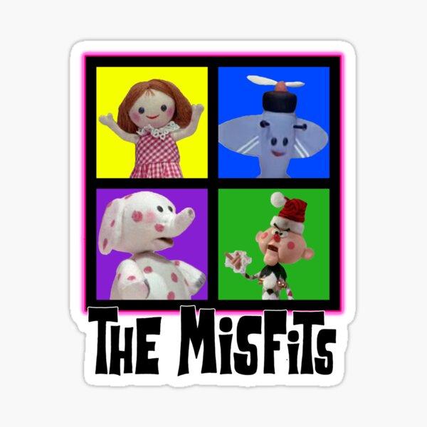 The Misfits Live at Rainbow Rocks Sticker