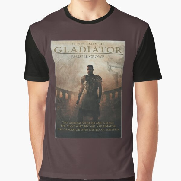 Gladiador Camiseta gráfica