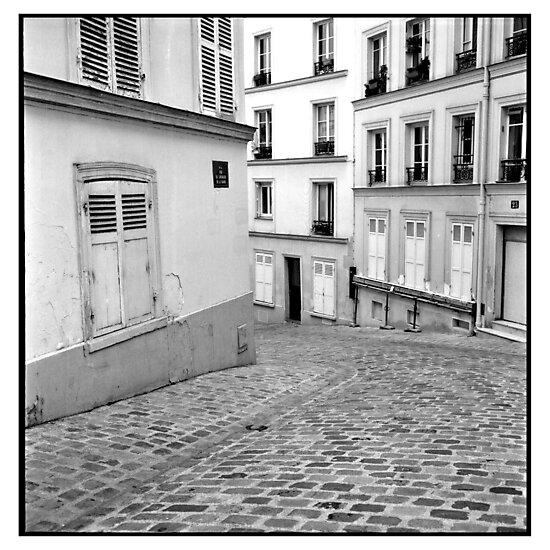 montmartre • paris, france • 2007 by lemsgarage