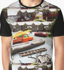 Builders Toy Van  Graphic T-Shirt