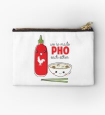 We're Made PHO Each Other Studio Pouch