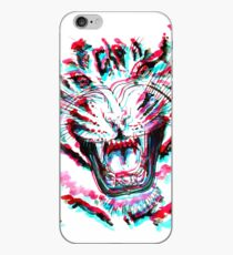 TIGER 3D THEMIKY iPhone Case