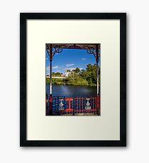 River Dee Framed Print