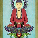 Electric Buddha by Tammy Wetzel