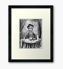 Witch Medium Framed Print