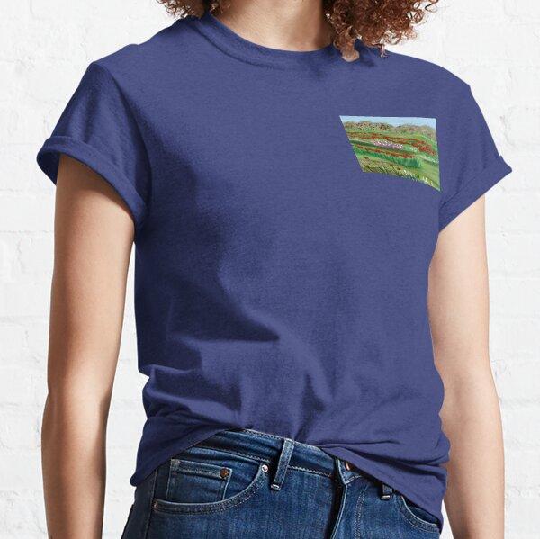 Poppy garden Classic T-Shirt