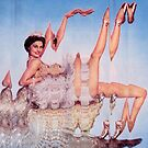 Cyd Charisse. by Andrew Nawroski
