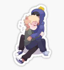 sleepy Sticker