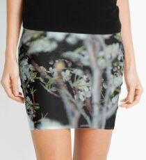 Flower Blossoms Mini Skirt
