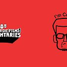 I'm Craig (black lines)  by tvcream
