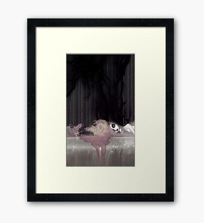 Shadowia Framed Print