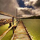 Boardwalk by Ken Wright
