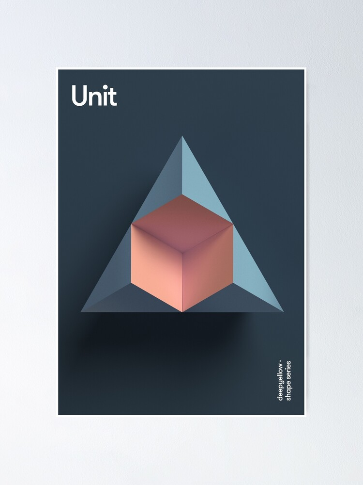 Alternate view of Unit Poster