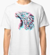 LEOPARD 3D THEMIKY Classic T-Shirt