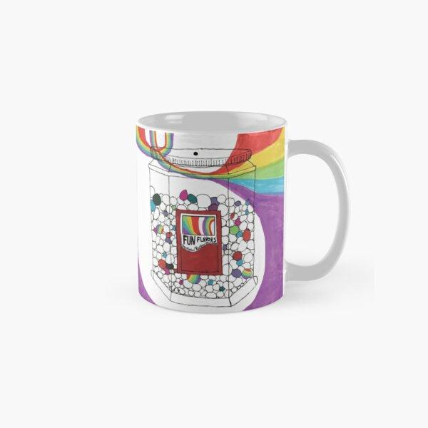 Rainbow Beans by Haley Classic Mug