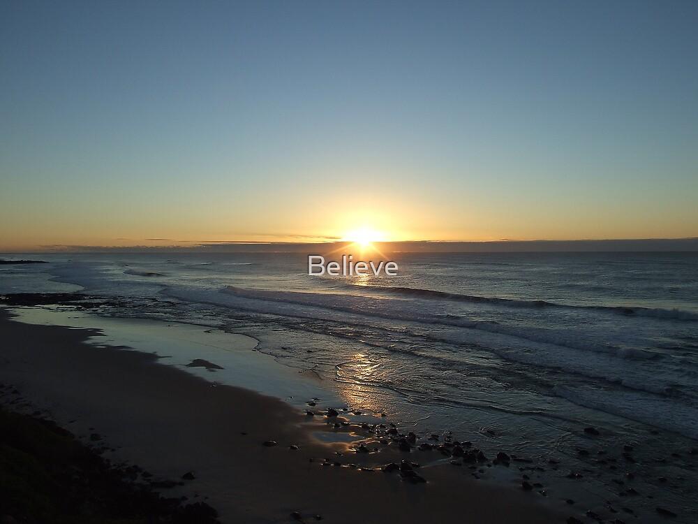Sunrise by Believe