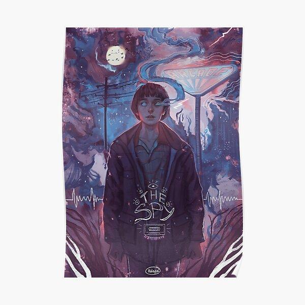 Stranger Things - The Spy Poster