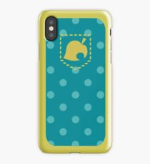 Animal Crossing Pocket Edition Phone Design iPhone Case/Skin